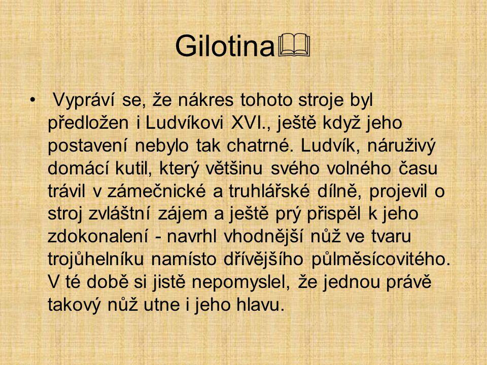 Gilotina