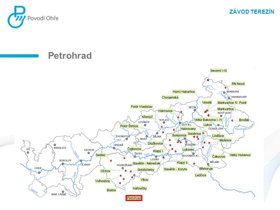 ZÁVOD TEREZÍN Petrohrad