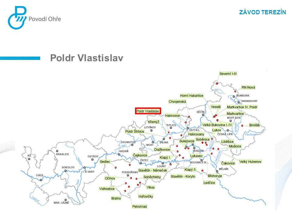 ZÁVOD TEREZÍN Poldr Vlastislav