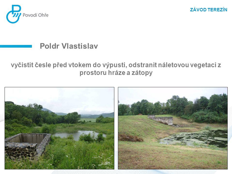 ZÁVOD TEREZÍN Poldr Vlastislav.