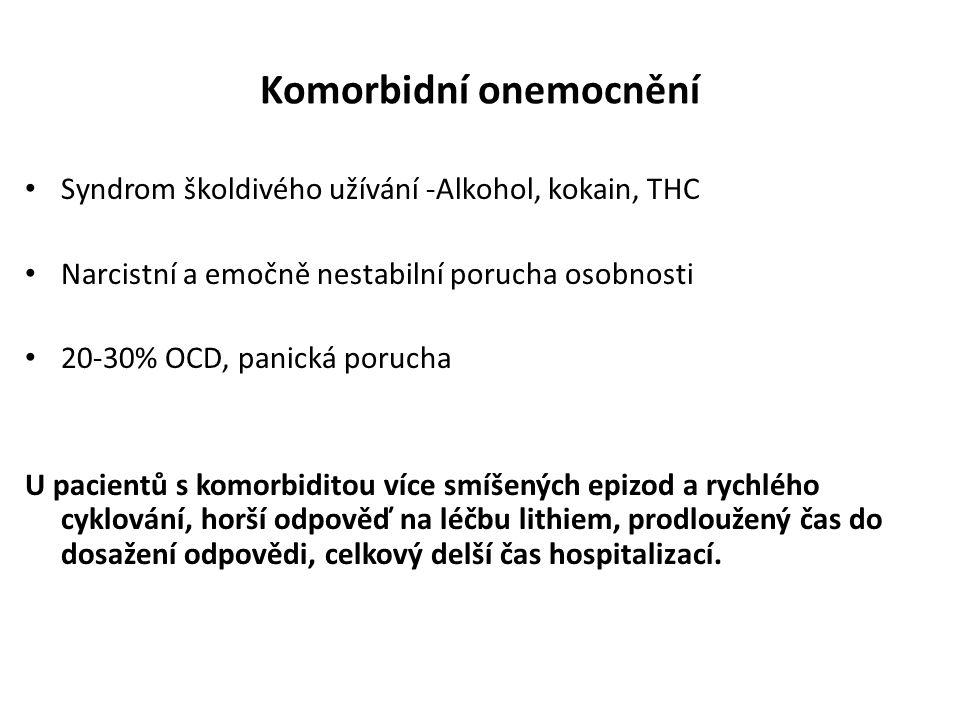 Komorbidní onemocnění