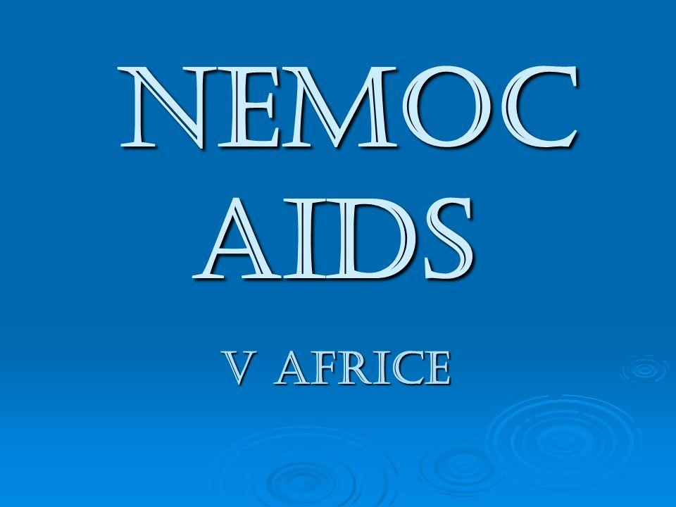Nemoc AIDS v Africe