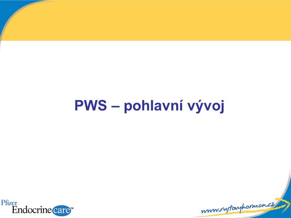 PWS – pohlavní vývoj