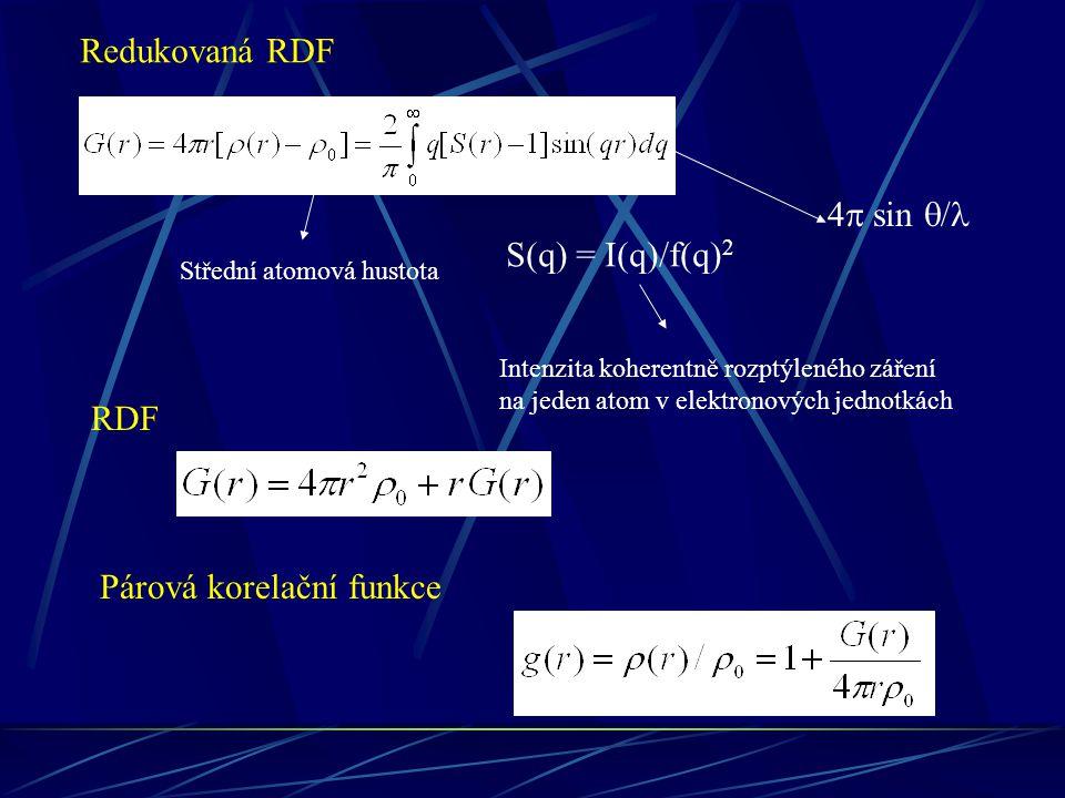 Párová korelační funkce