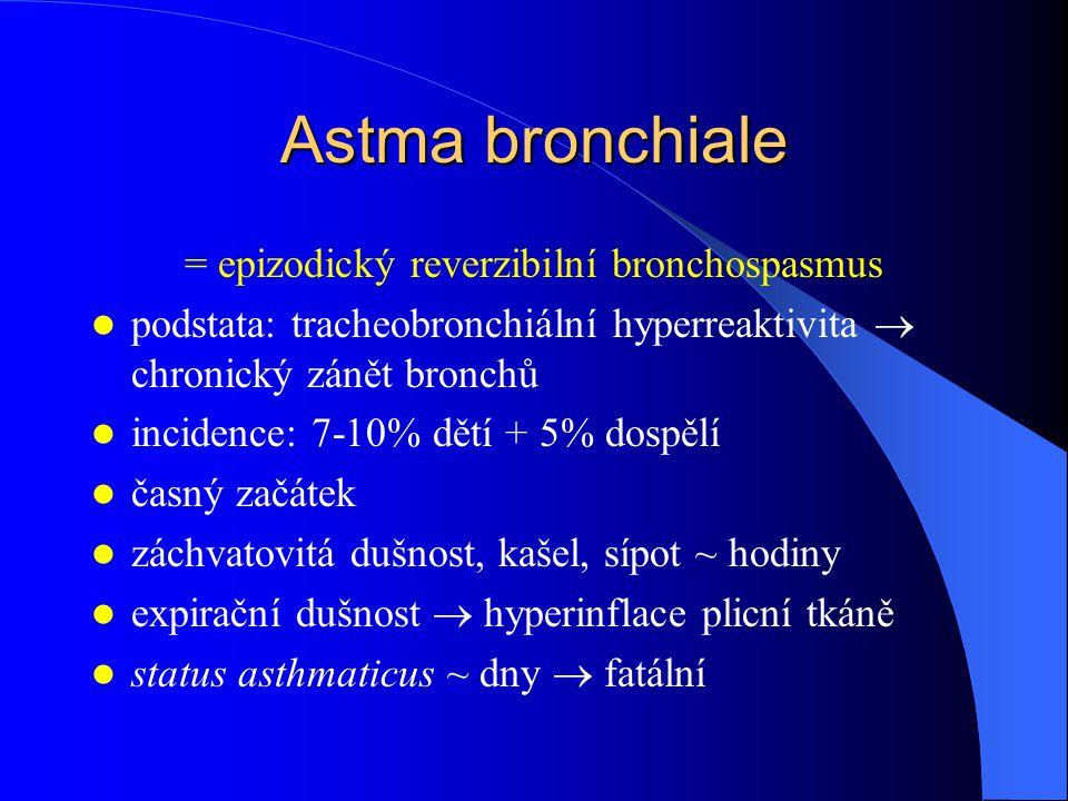 = epizodický reverzibilní bronchospasmus