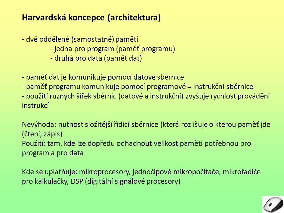Harvardská koncepce (architektura)