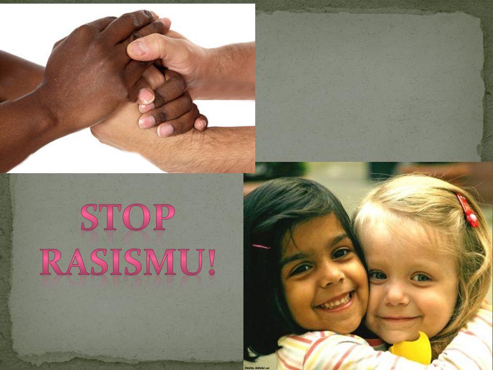 Stop Rasismu!