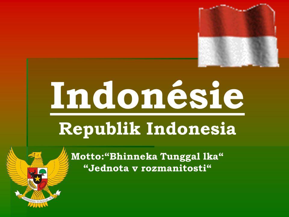 Indonésie Republik Indonesia