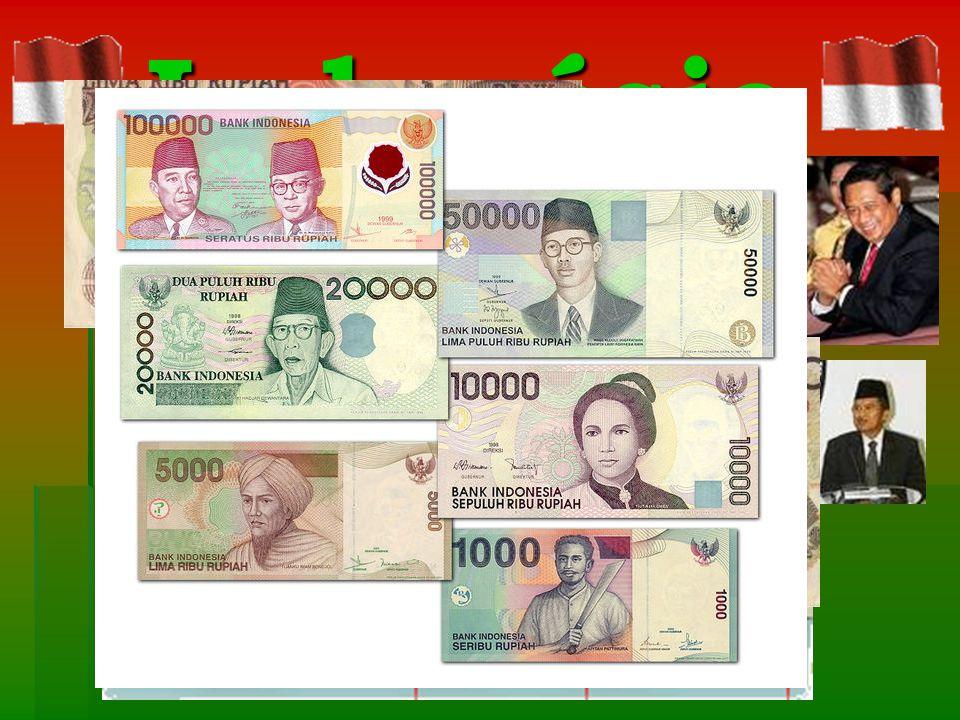 Indonésie Hl.město: Jakarta Rozloha: 1 919 440 km²