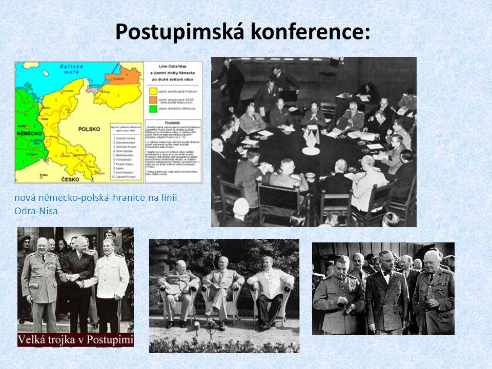 Postupimská konference: