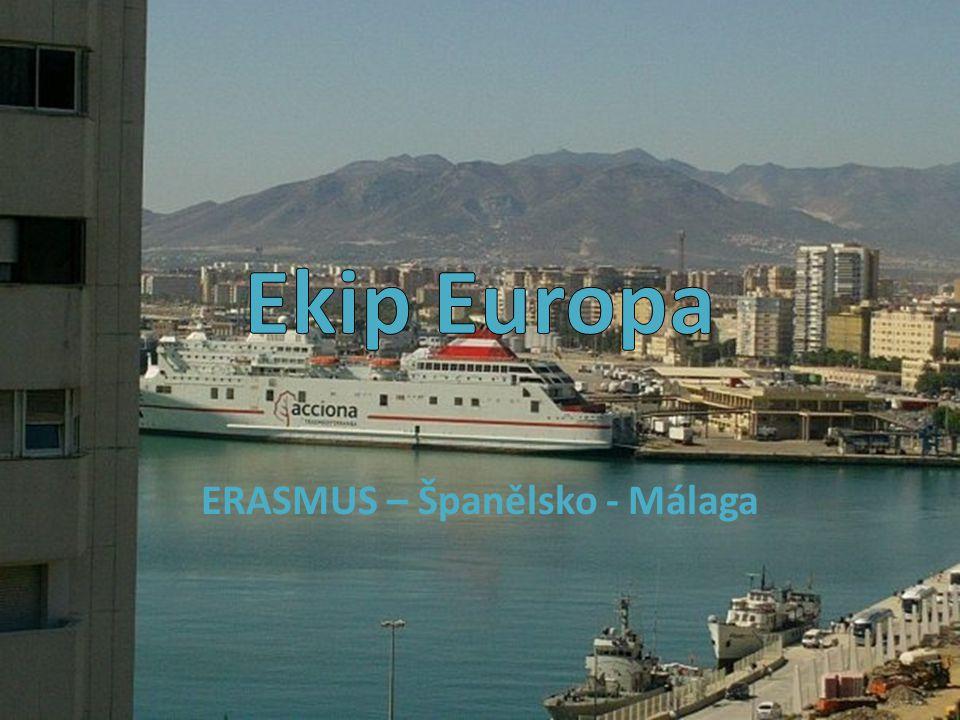 ERASMUS – Španělsko - Málaga