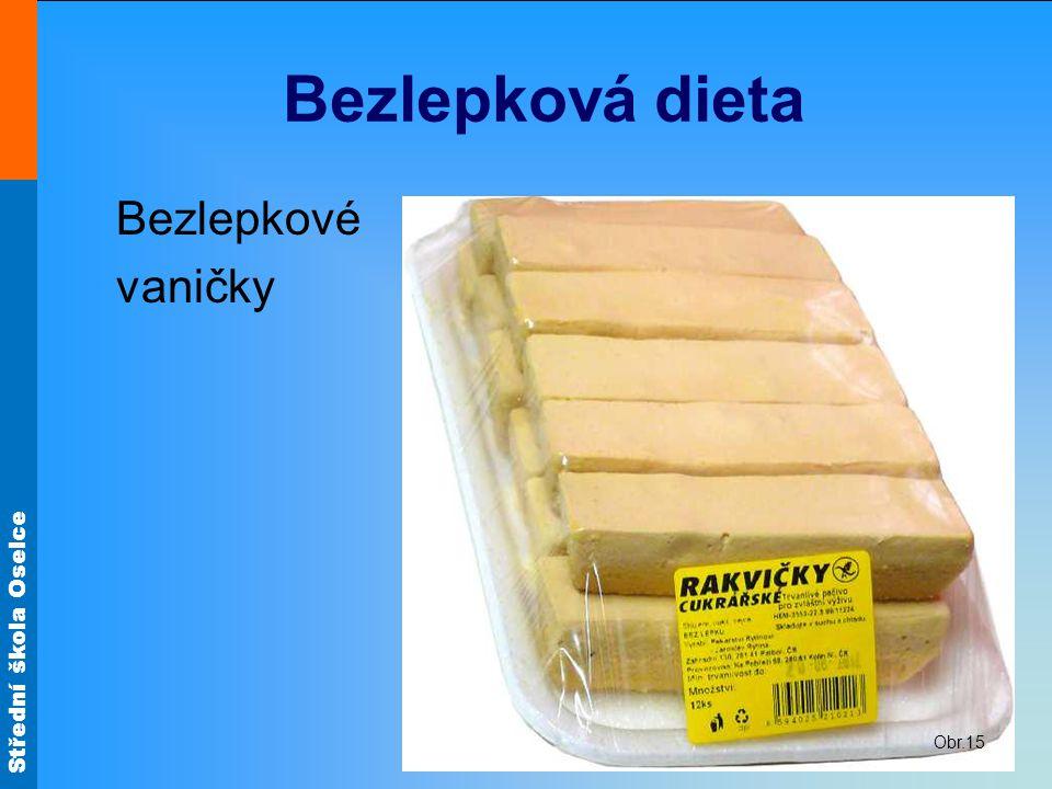 Bezlepková dieta Bezlepkové vaničky Obr.15