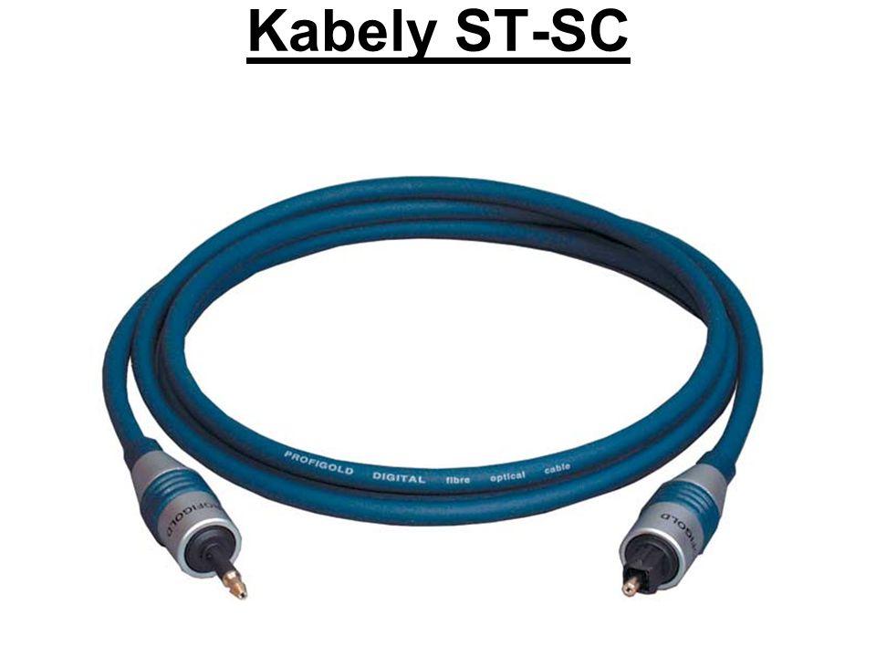 Kabely ST-SC