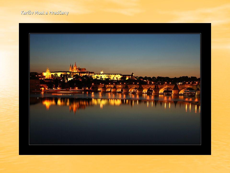 Karlův Most a Hradčany