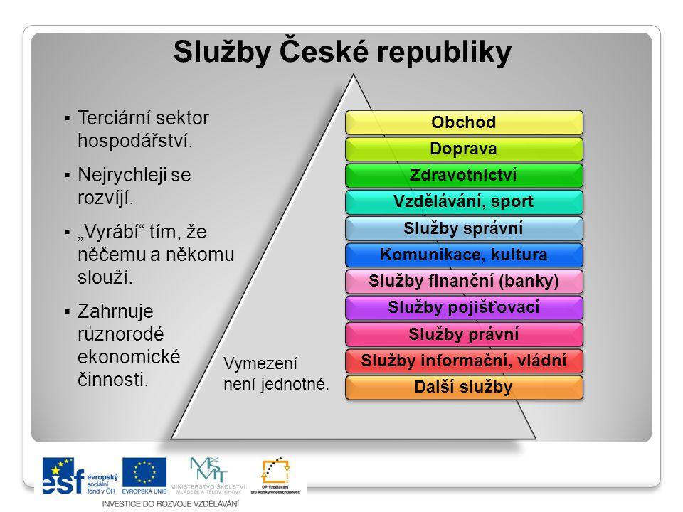 Služby České republiky