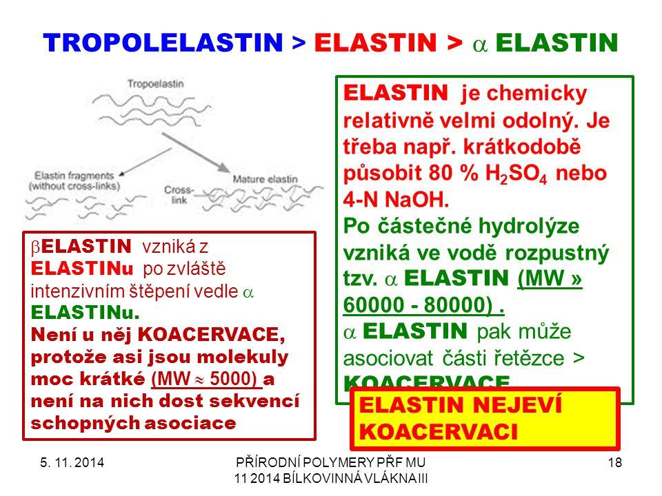Tropolelastin > ELASTIN > a ELASTIN