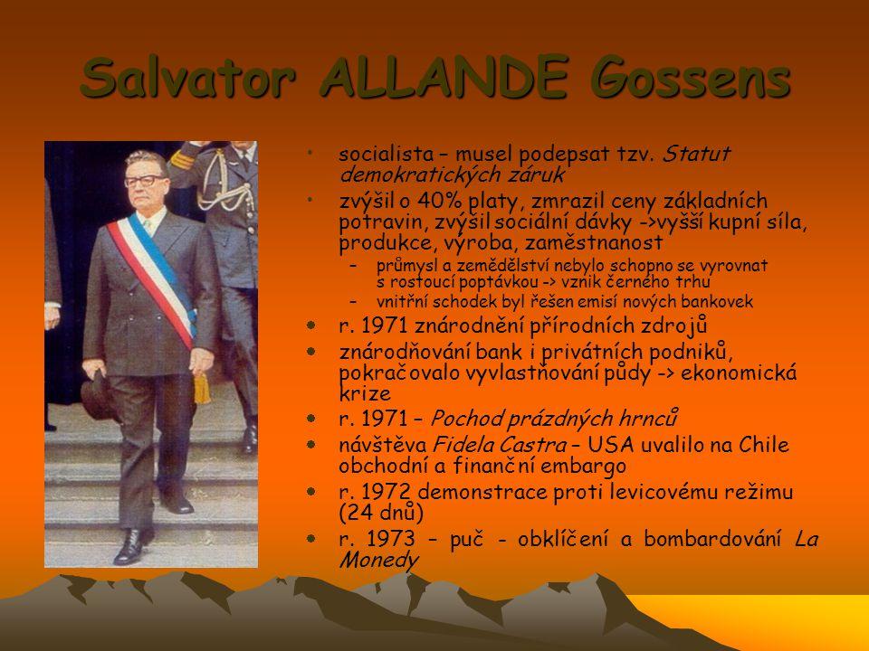 Salvator ALLANDE Gossens