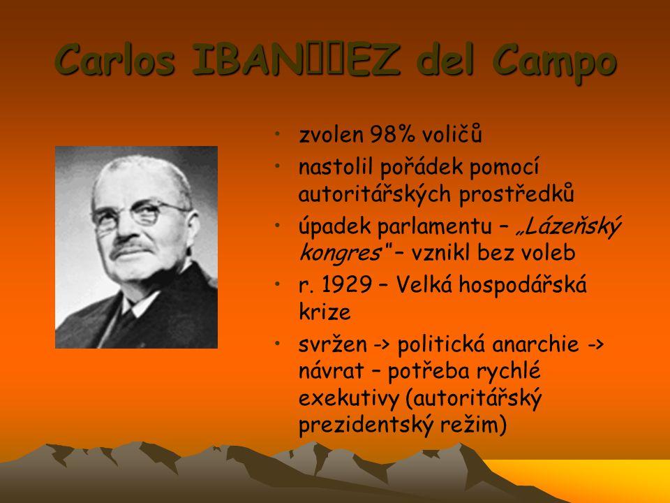 Carlos IBANEZ del Campo