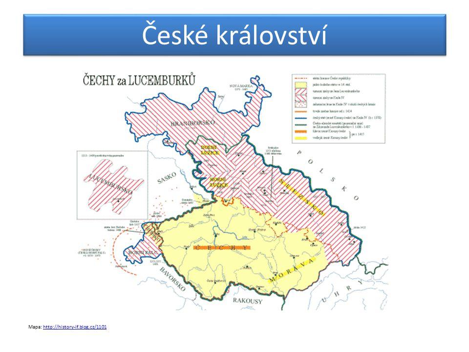 České království Mapa: http://history-if.blog.cz/1101
