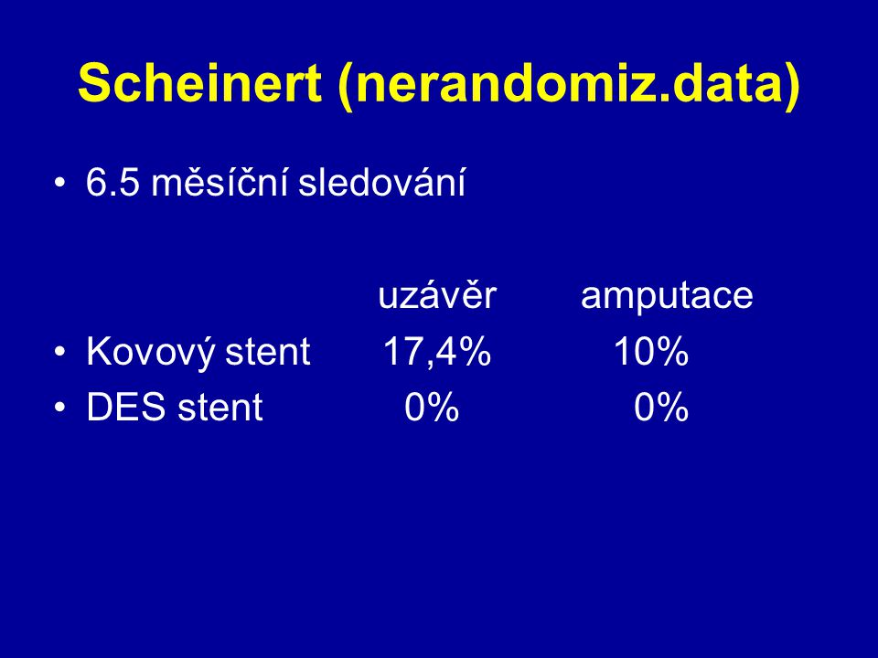 Scheinert (nerandomiz.data)