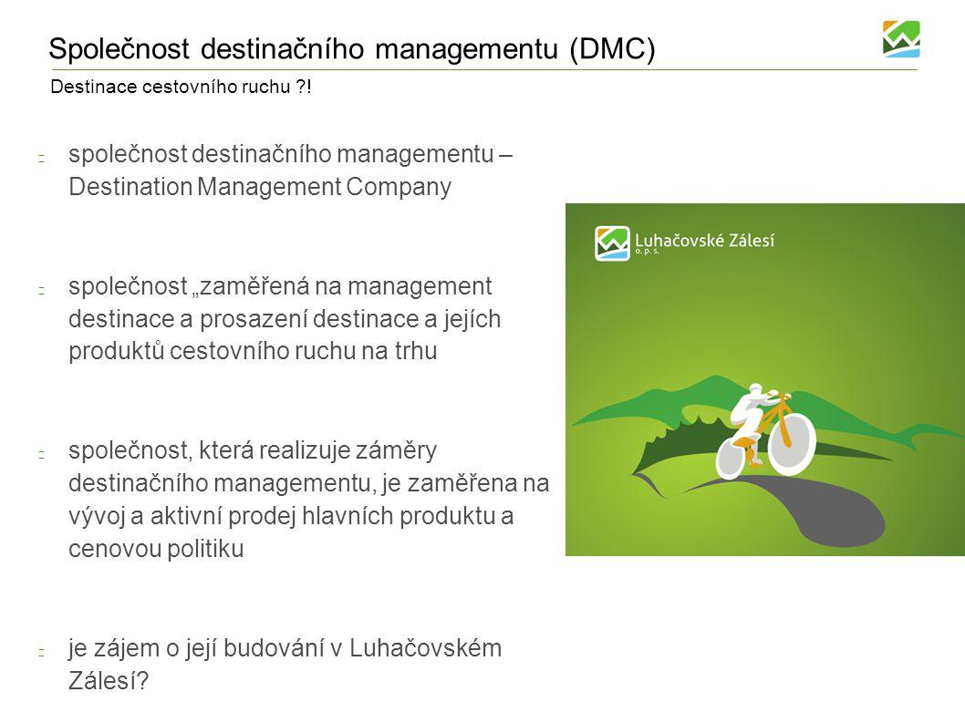 Společnost destinačního managementu (DMC)