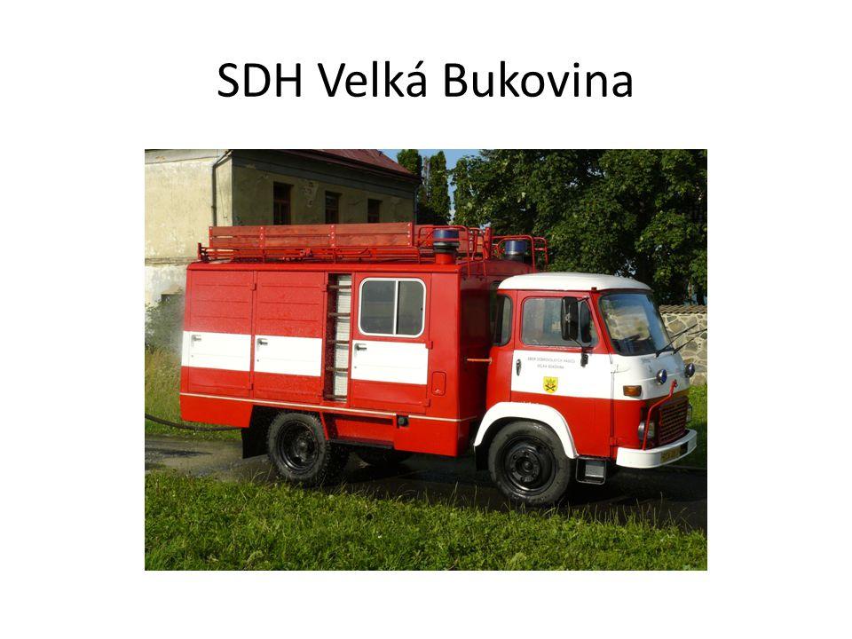 SDH Velká Bukovina