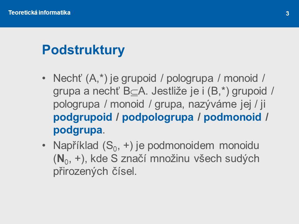 Podstruktury