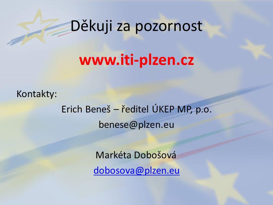 Erich Beneš – ředitel ÚKEP MP, p.o.