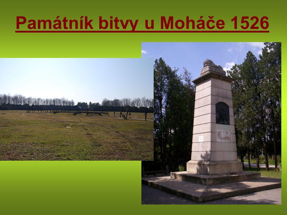 Památník bitvy u Moháče 1526