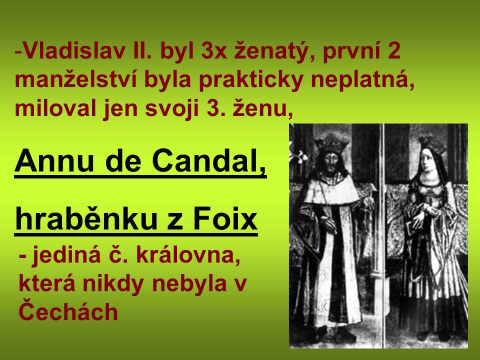 Annu de Candal, hraběnku z Foix