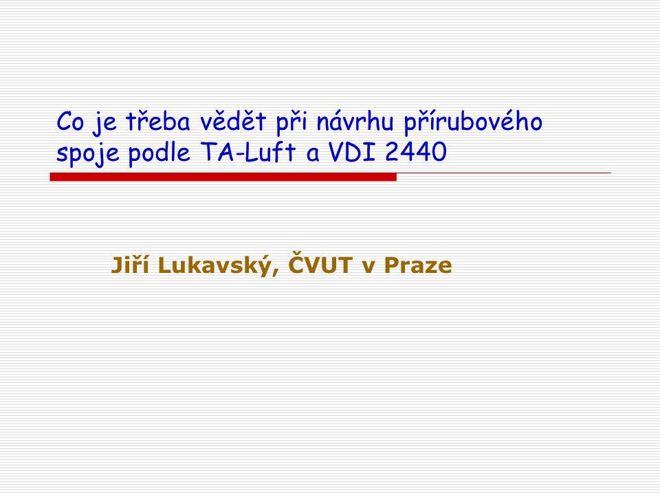 Jiří Lukavský, ČVUT v Praze