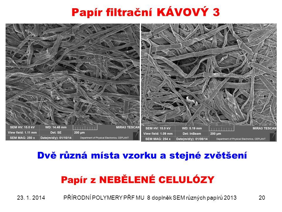 Papír filtrační KÁVOVÝ 3