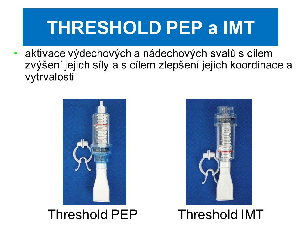 Threshold PEP Threshold IMT