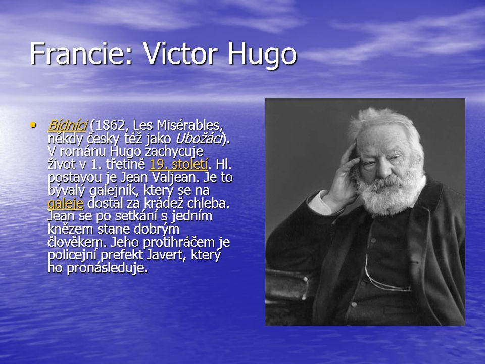 Francie: Victor Hugo