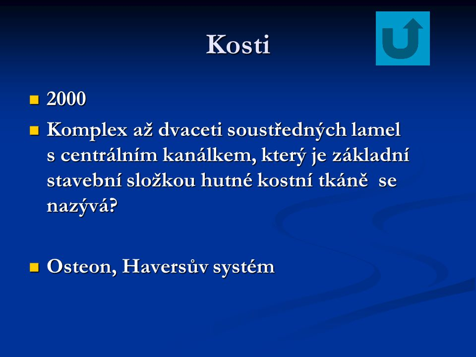 Kosti 2000.