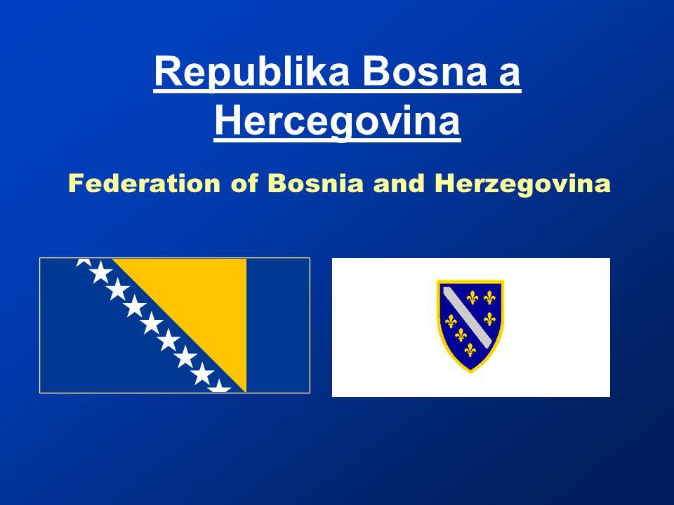 Republika Bosna a Hercegovina