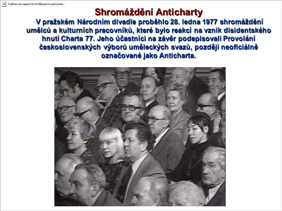Shromáždění Anticharty