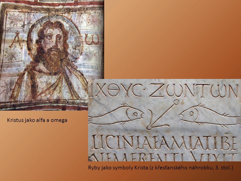 Kristus jako alfa a omega