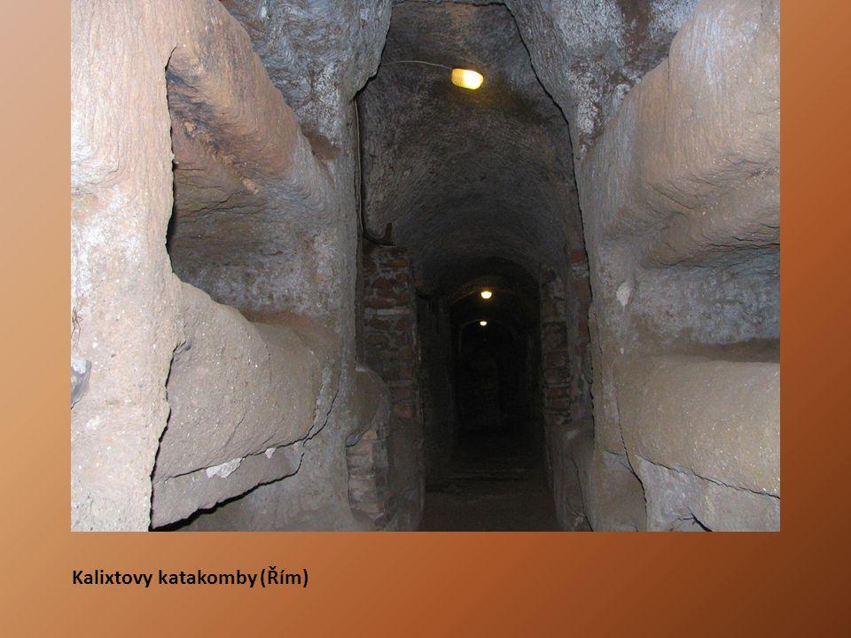 Kalixtovy katakomby (Řím)