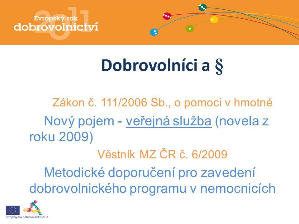 Zákon č. 111/2006 Sb., o pomoci v hmotné