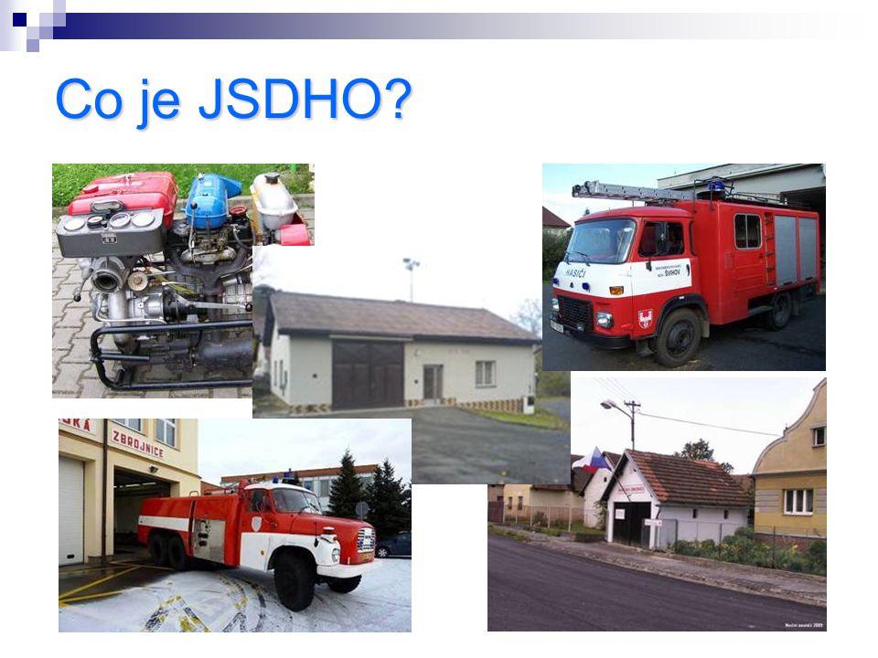 Co je JSDHO