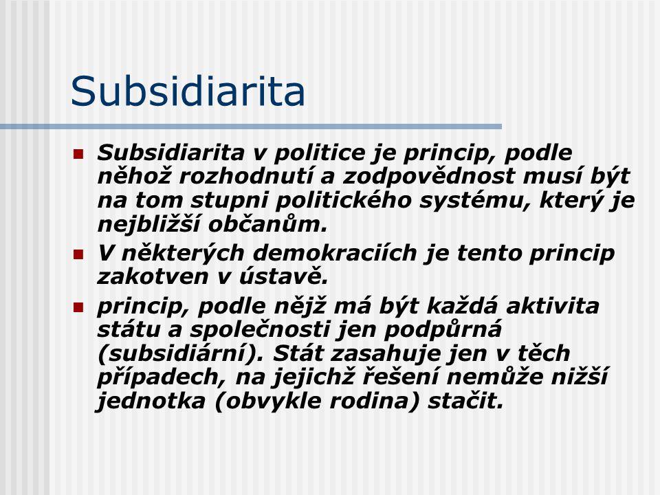 Subsidiarita