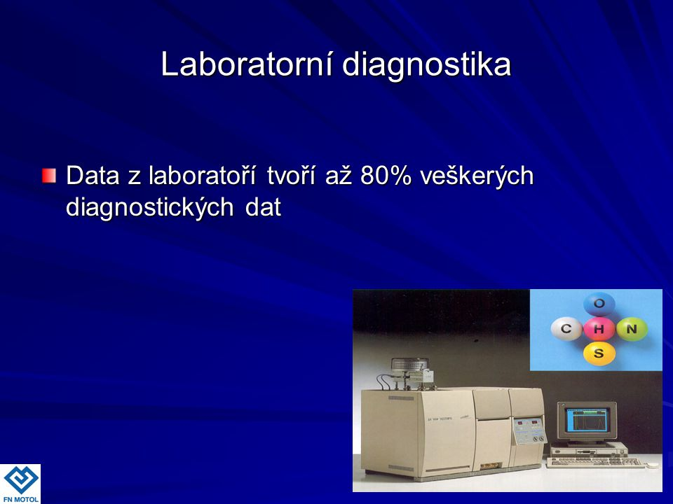 Laboratorní diagnostika