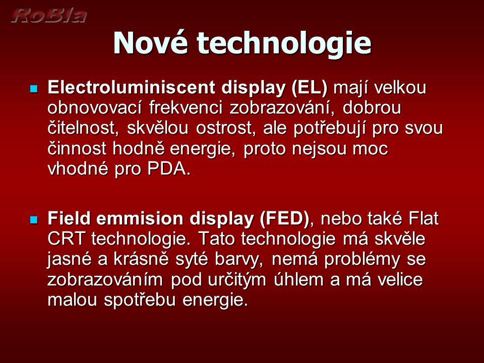 Nové technologie