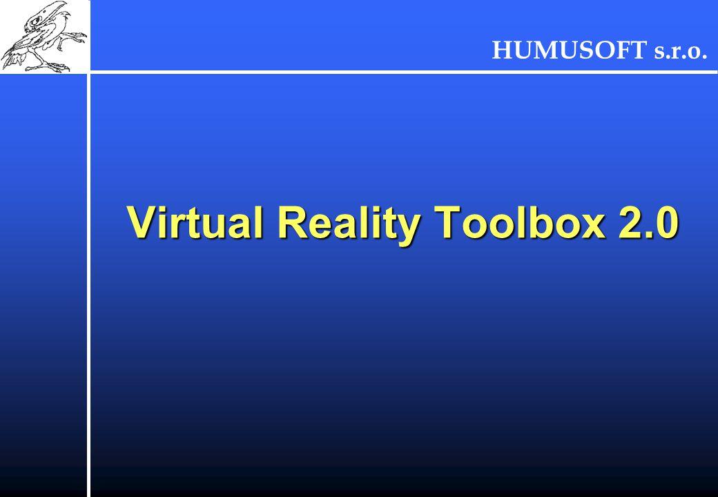 Virtual Reality Toolbox 2.0