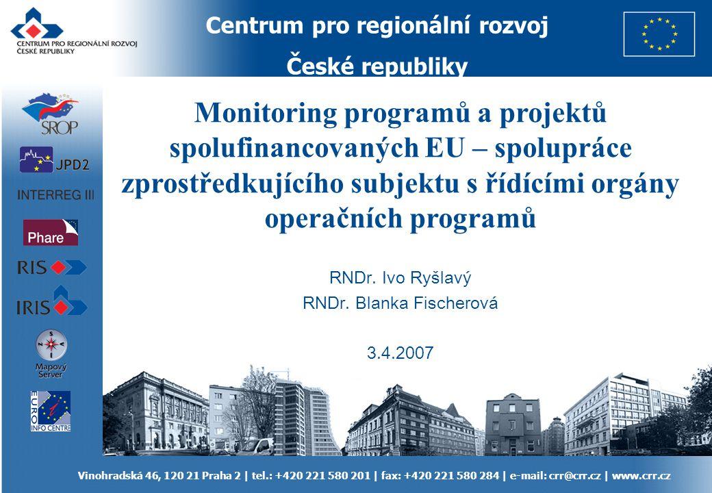 Centrum pro regionální rozvoj