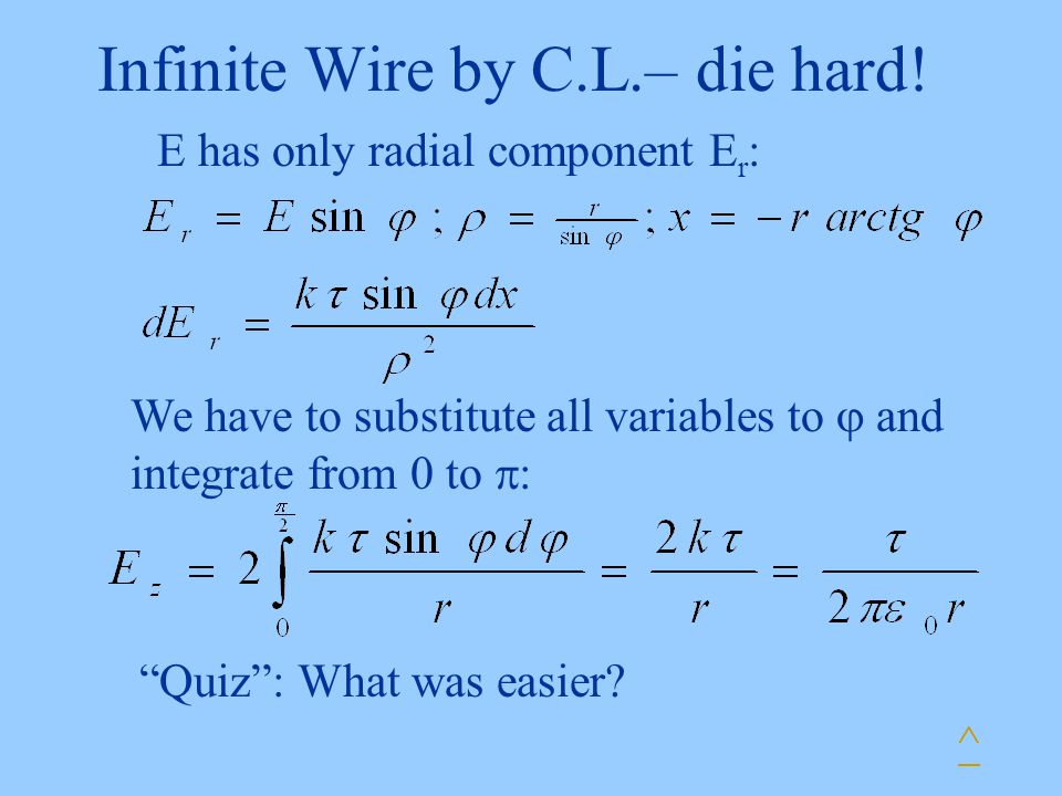 Infinite Wire by C.L.– die hard!