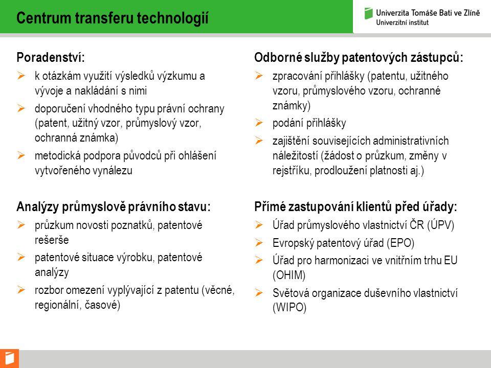 Centrum transferu technologií