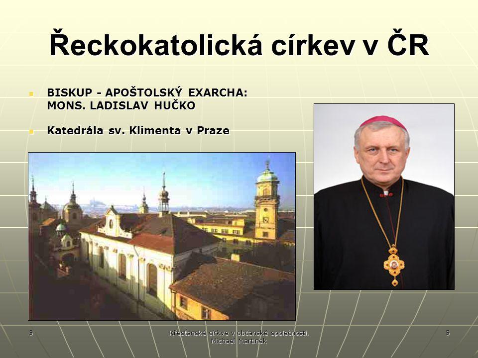 Řeckokatolická církev v ČR