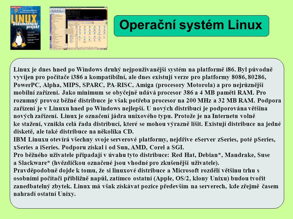Operační systém Linux
